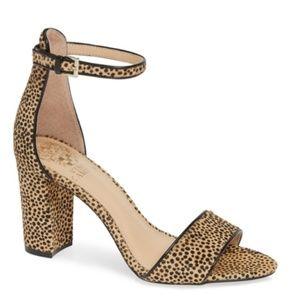 Vince Camuto Carolina Ankle Strap Sandals